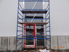 Производственные корпуса PERI GmbH, Ногинский район