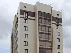 Фасад офисного центра, г. Химки, Московская обл.