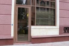 Входная группа банка, г. Москва, Тушино